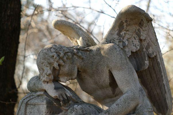 Engel der Trauer