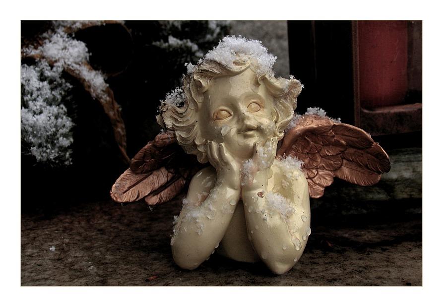 Engel des Winters