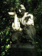 Engel eines Kindergrabes