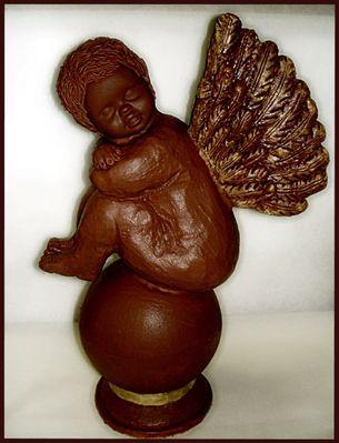 Engel kann man nicht kaufen, aber man kann ihnen begegnen.