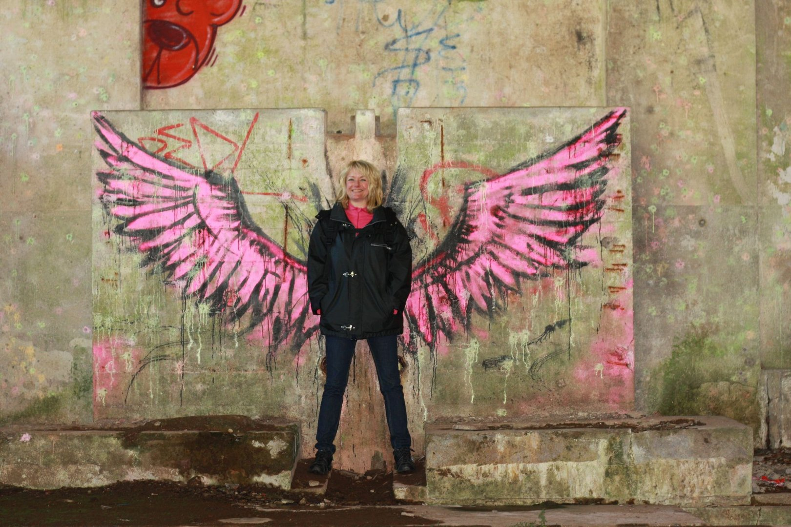 Engel können fliegen