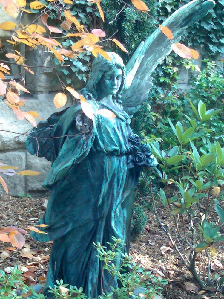 Engel mit einem Flügel 2
