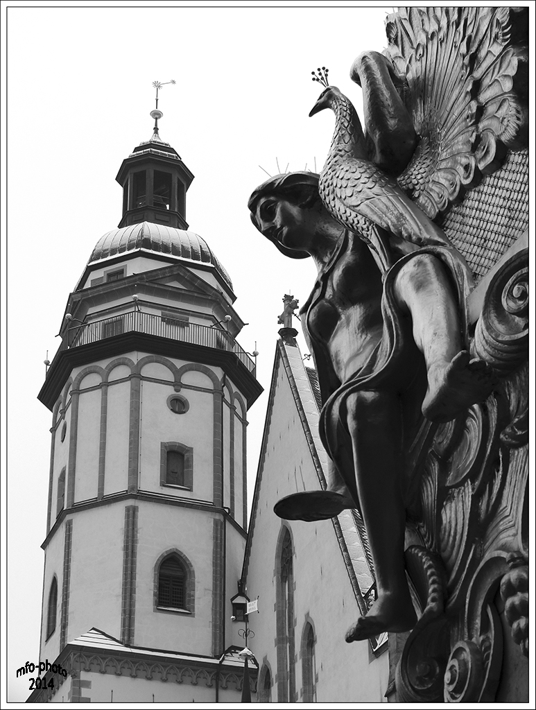 Engel und Kirche