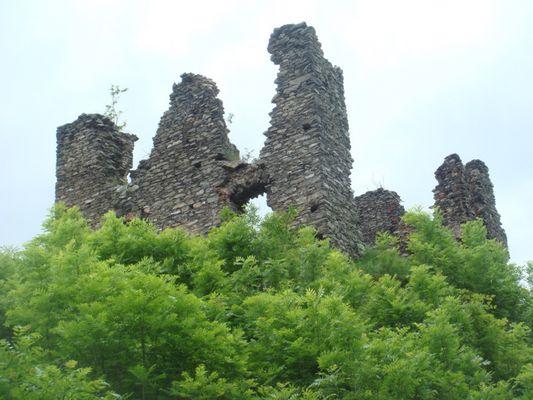 Engelberg von unten