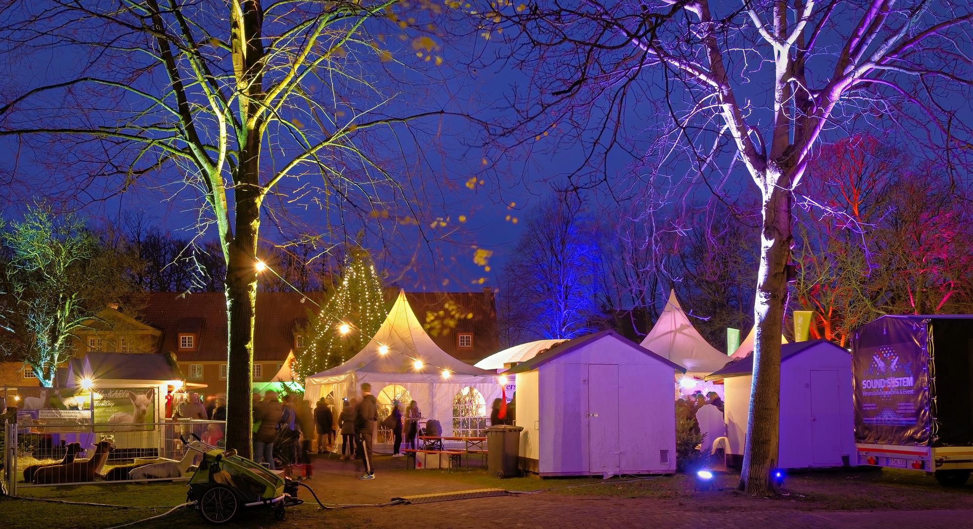 Engelmarkt in Marienfeld (Kreis Gütersloh)