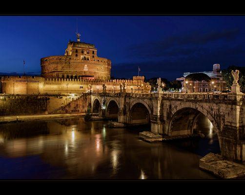 Engelsbrücke (Ponte Sant' Angelo), Rom
