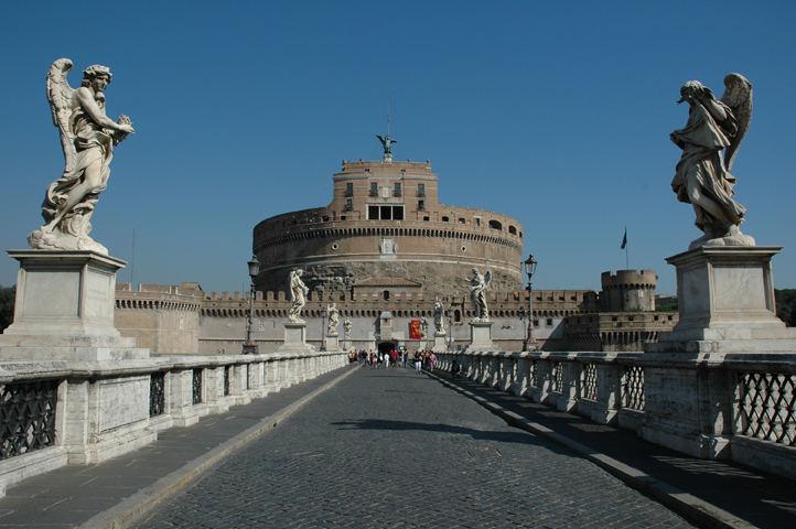 Engelsbrücke Roma