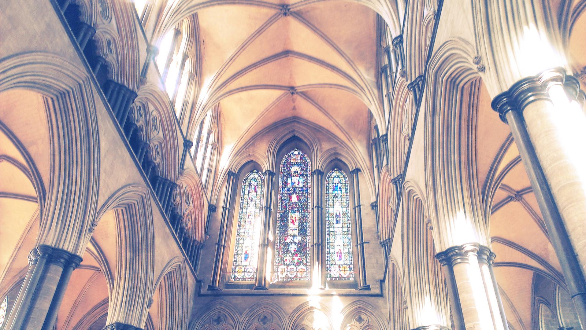 England,Salisbury Cathedral