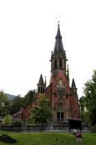 Englische Kirche: Bad Wildbad