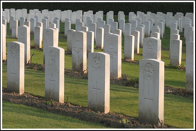 englische soldatengräber auf dem kölner südfriedhof
