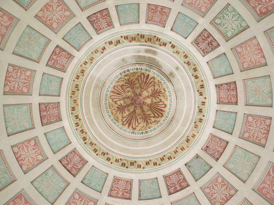 Englischer Garten München Monopteros Kuppel