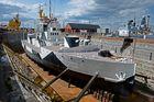 "Englisches Kanonenboot """