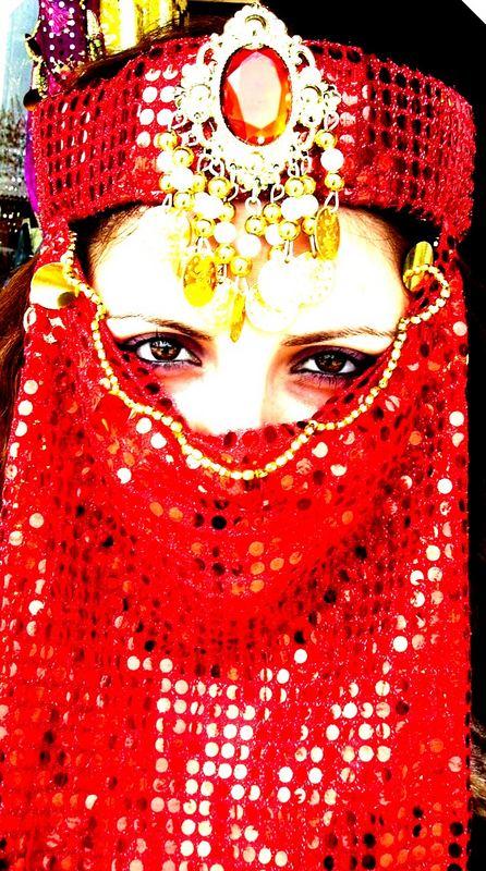 enigmatic veil.