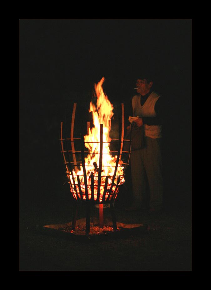Enjoy the fire
