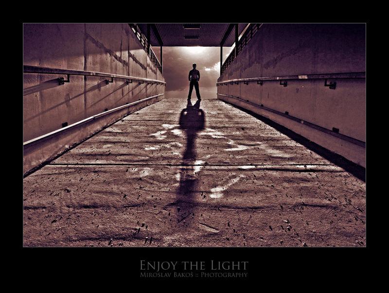 Enjoy the light