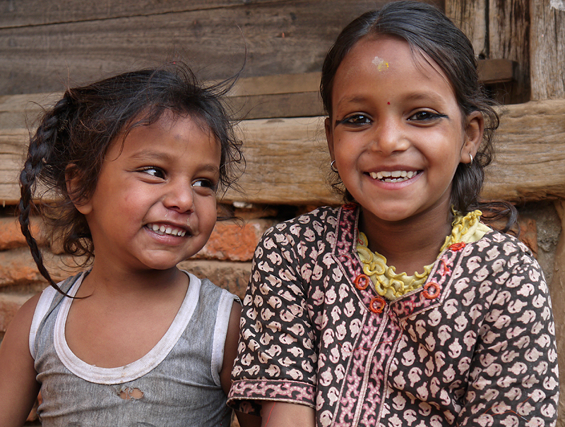 Enjoying the New Year Festival in Bhaktapur...