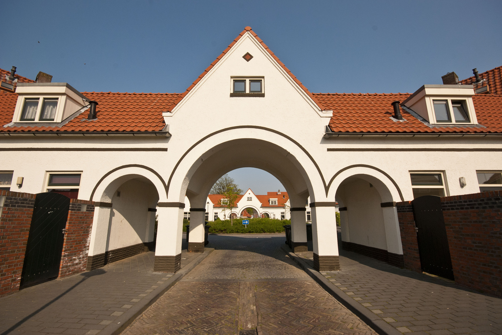 Enschede - Pathmos - Sterkerstraat