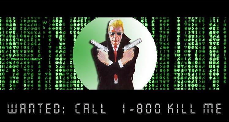 Enter The Matrix!