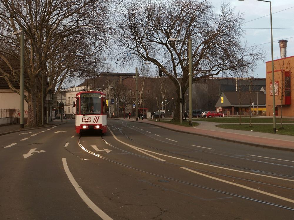 entering Ruhrort