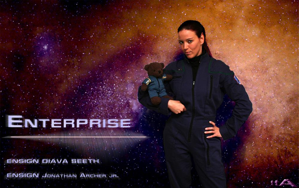 ... enterprise v.03 [vulkanversion] ...