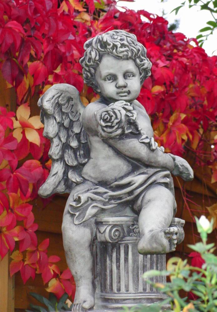 Entflammter Engel