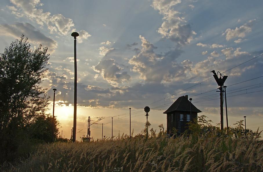 Entlang der Gleise, 01.09.09 – 03