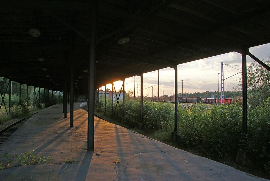 Entlang der Gleise, 01.09.09 – 15