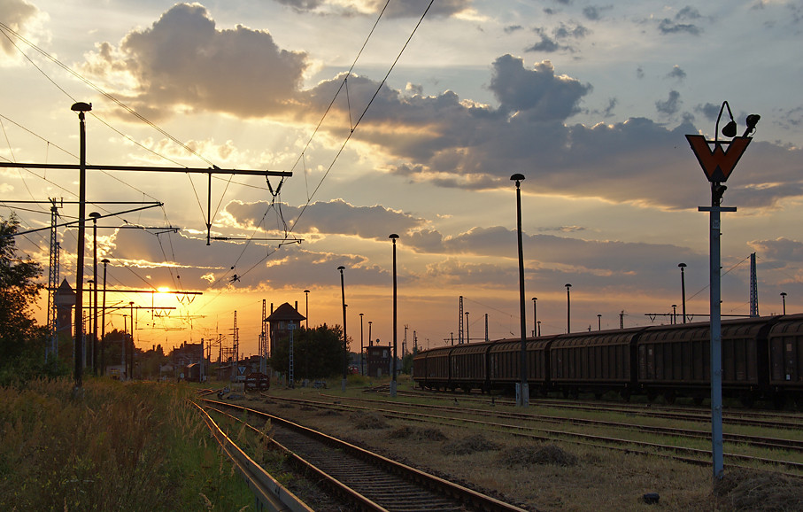 Entlang der Gleise, 01.09.09 – 18