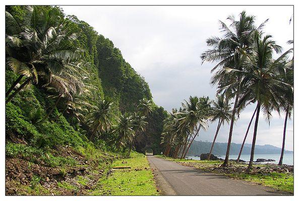 Entlang der Westküste - São Tomé e Príncipe