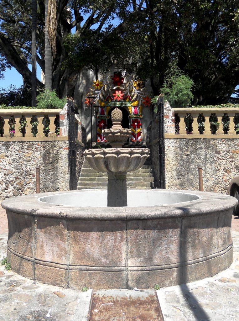 Entrada a San Jerónimo