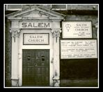 Entrance to Salem