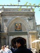 Entrance to the Grand Basar (Kapali Carsi)
