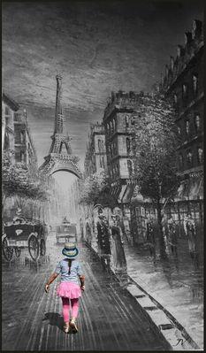 ..entrando en el viejo Paris.