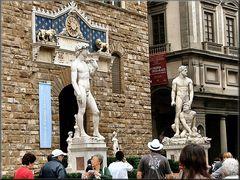 Entrata al Palazzo Vecchio