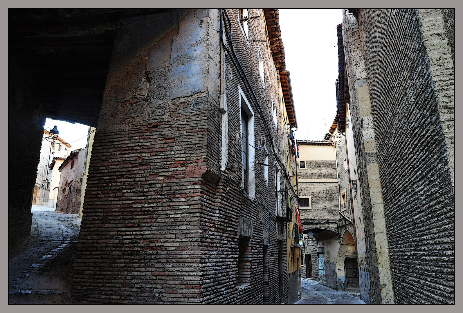 entre calles (para Juan de Dios Vilchez)