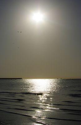 Entre ciel et mer ... et après?