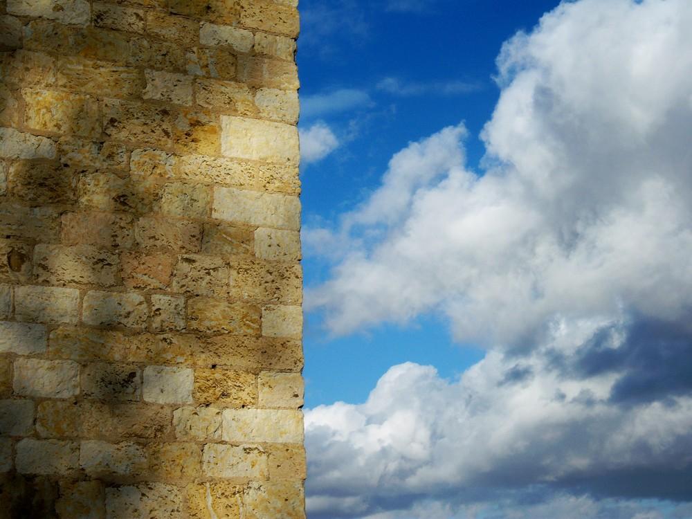 entre ciel et pierre