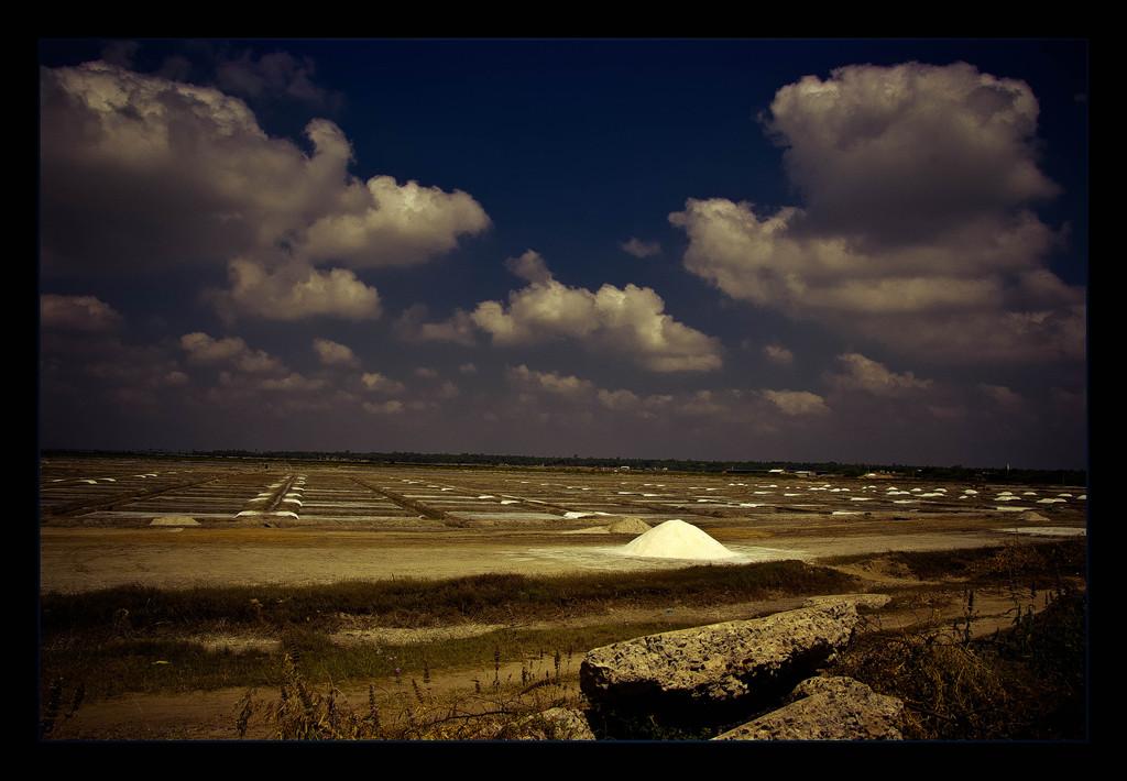entre ciel et sel