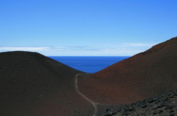 Entre deux volcans