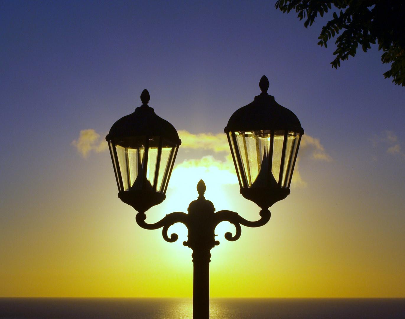Entre dos luces......