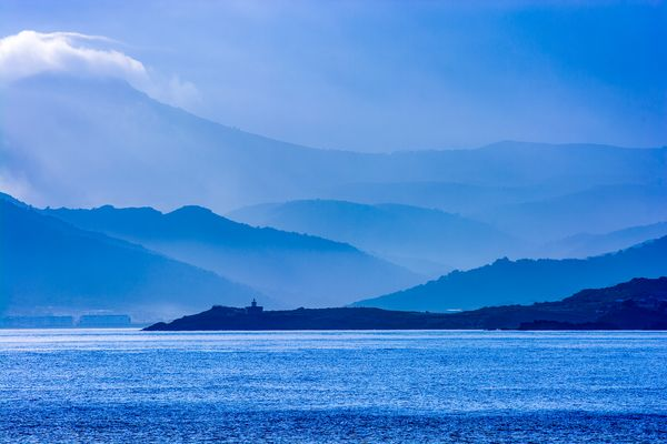 Entre mar y montaña.