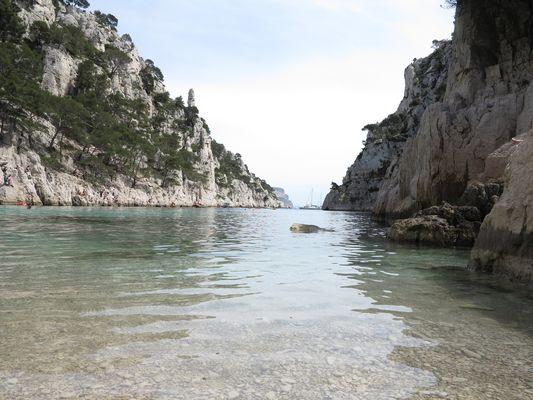 Entre Marseille et Cassis