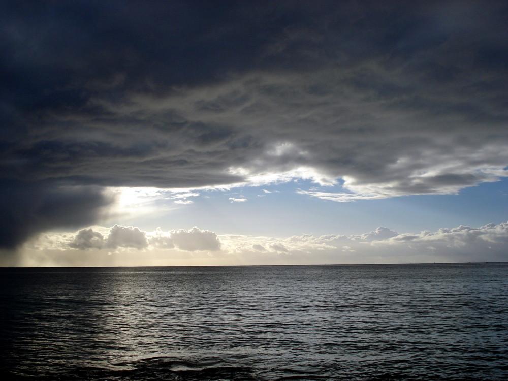 entre nuage et soleil d hiver