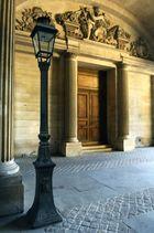 Entrée de la Cour Carrée du Louvres