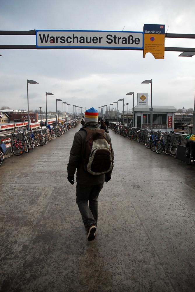 Entrée de la Gare de Metro
