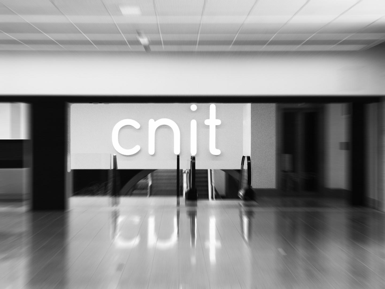 Entrée du CNIT