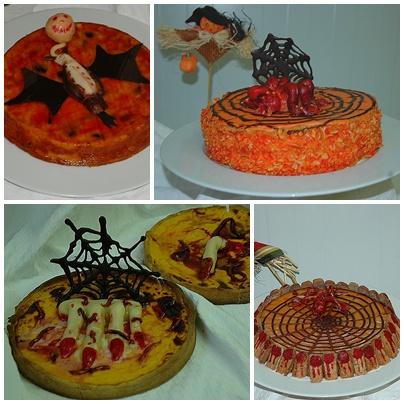 Entremets d' Halloween