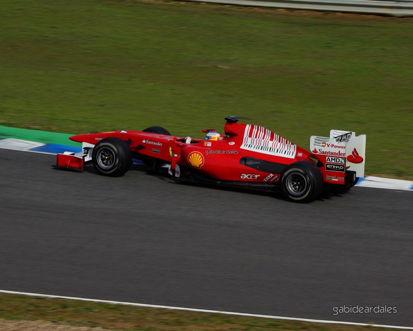 Entrenamiento Circuito de Jerez