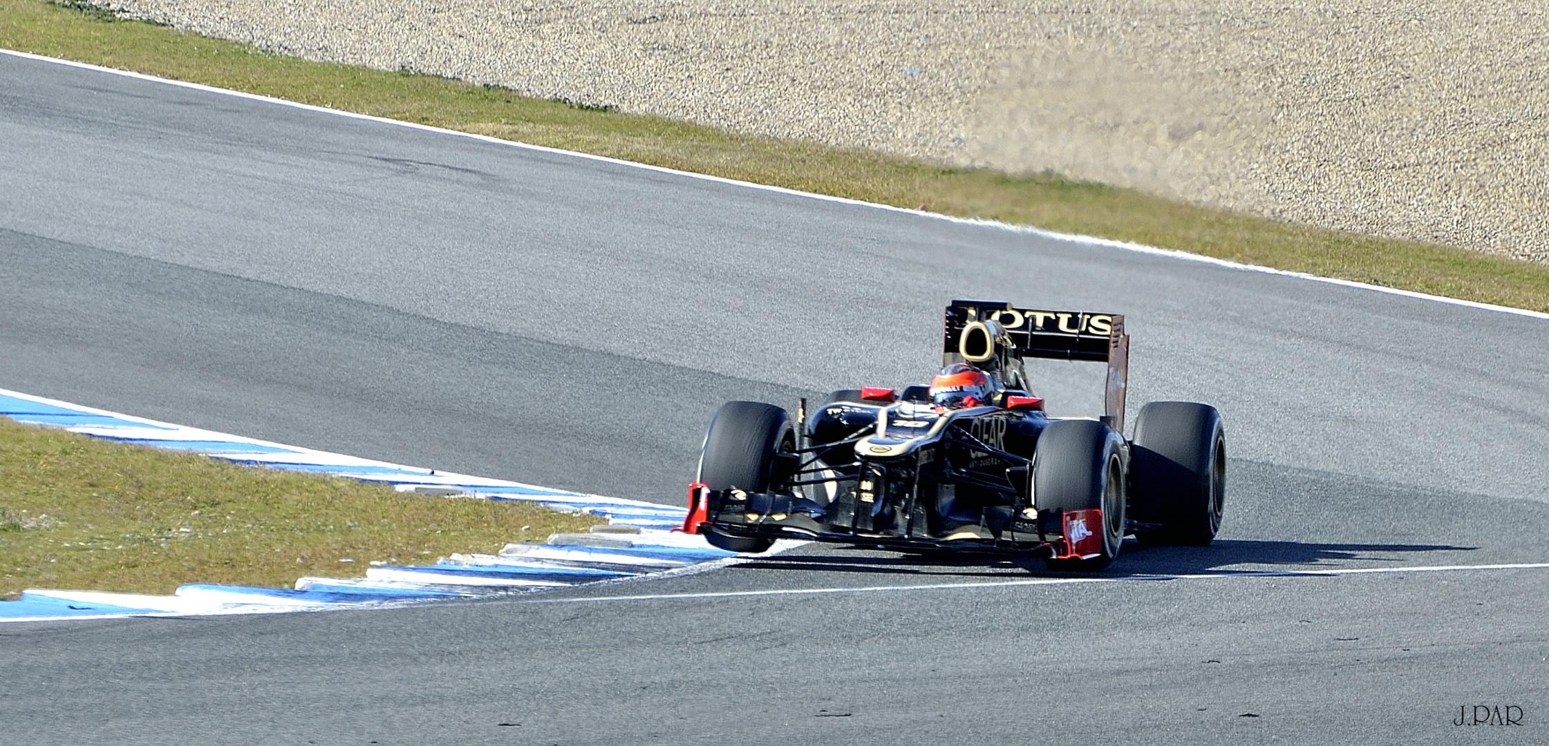 ENTRENAMIENTOS DE F1-2012 CIRCUITO DE JEREZ.3