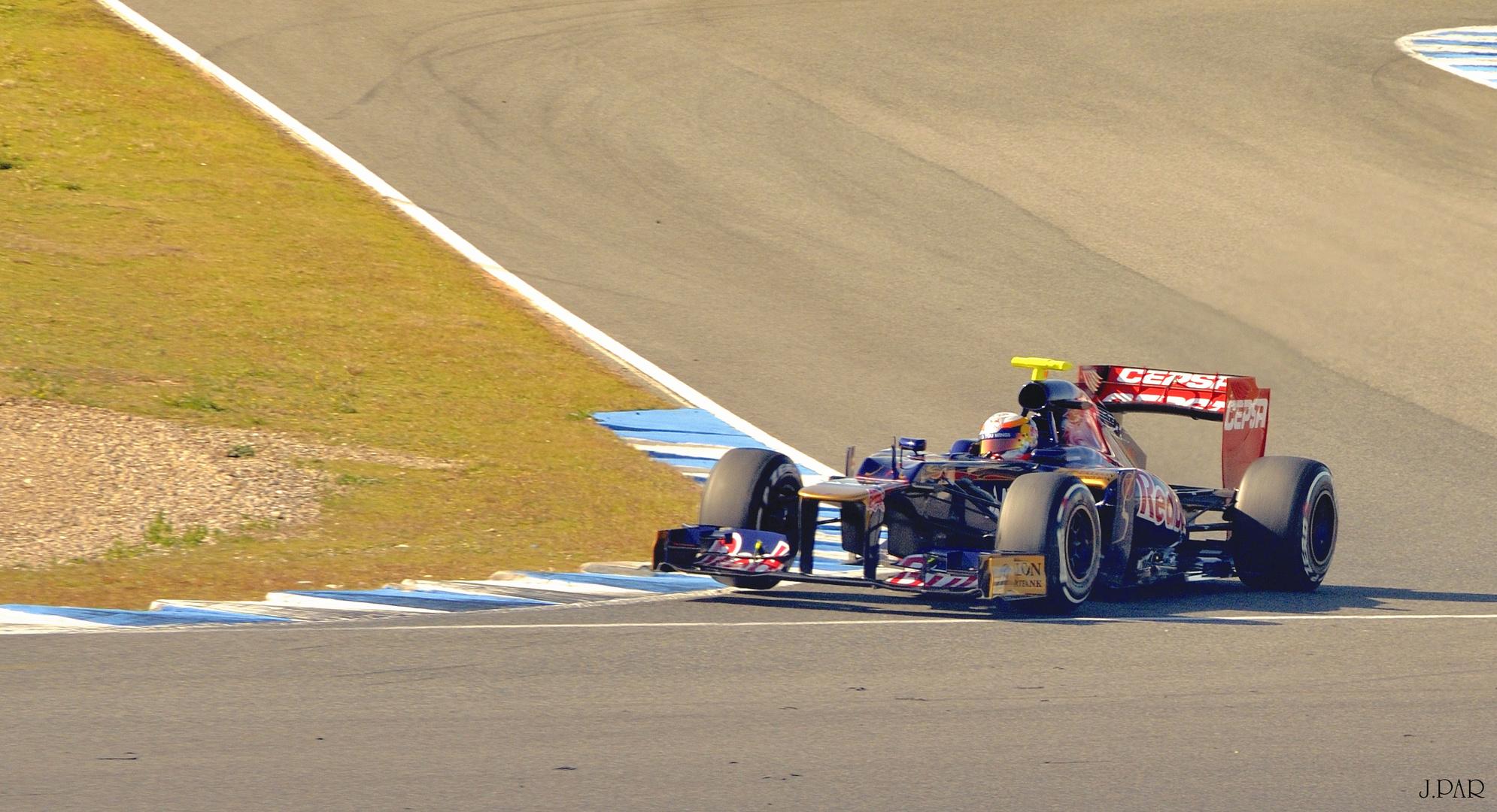 ENTRENAMIENTOS F1-2012 CIRCUITO DE JEREZ.2